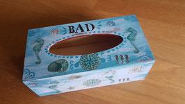 Kosmetiktuchbox Bad