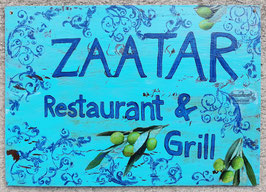 Individualauftrag für Arabisches Restaurant