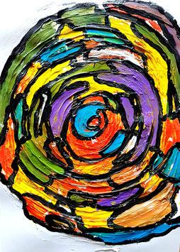 Baumstamm abstrakt