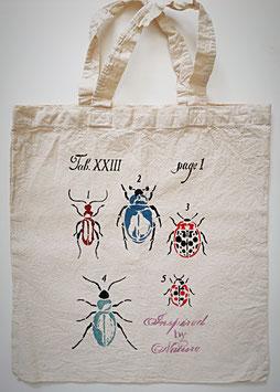 Baumwolltasche Käfer