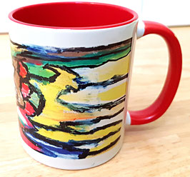 Tasse Farbenpracht