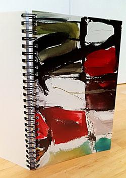 Notizbuch Abstrakt