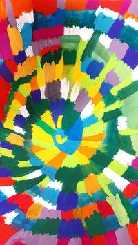 Farbspirale