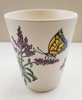 """Bambus Becher """"Tea Time"""" 2, 350 ml"""