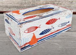 Kosmetiktuchbox Fische