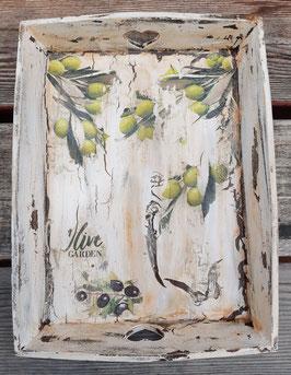 Tablett Oliven 2
