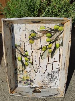 Tablett Oliven 1