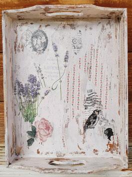 Tablett Lavendel (gross)