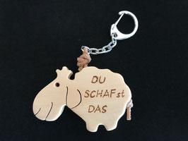 """Schlüsselanhänger """"Zirben-Schaf"""""""