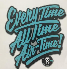 Sticker Air-Time