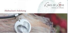 Fingerprint-Abdruckset
