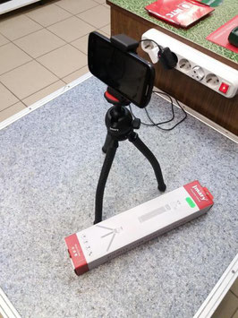 Опора-подставка для сотовых, фото и видео техники