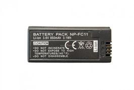 Аккумулятор Sony NP-FC11