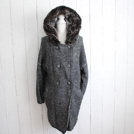 Mantel von Zara Knite Gr. M