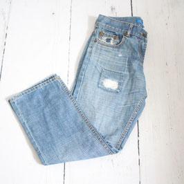3/4 Jeans von fcuk Gr. M