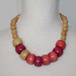 Holz-Collier