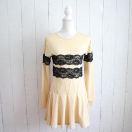 Kleid von Polly Couture Gr. 40