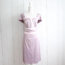 Kleid von Lara Fabio Gr. 46