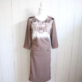 Kleid von Mazex Gr.46