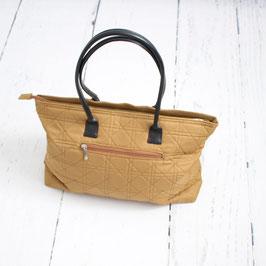 Senffarbene Tasche