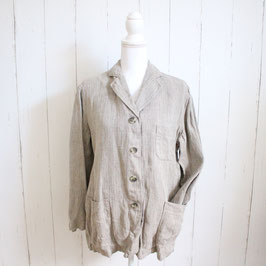Leinen Jacke von Laura Ashley Gr. 42