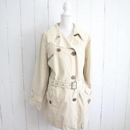 Trenchcoat von Plus Outwear Gr. 48