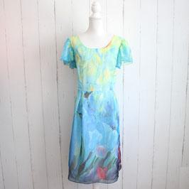 Kleid von Access Gr. 48