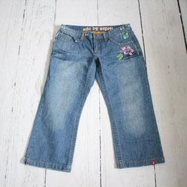Capri-Jeans von Esprit Gr. 40