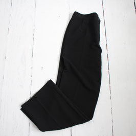Schwarze Hose no Name Gr. 42