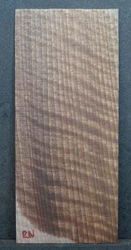 Kopfplatte Riegelnußbaum