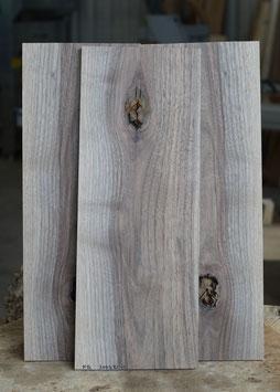 Aufleimer Nußbaum 300421-1 3teilig