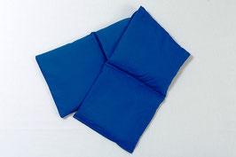 Wärmekissen Blau