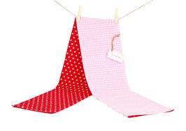 Schöner Schal für kleine Damen