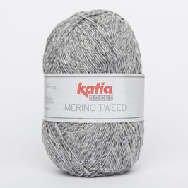 KATIA MERINO TWEED SOCKS