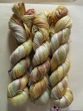 Silk Sock, handgefärbt