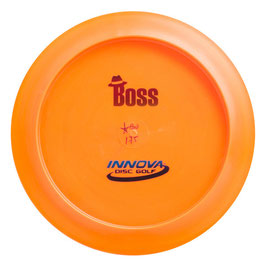 Innova Bottom Stamped Star BOSS