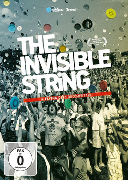 DVD - THE INVISIBLE STRING