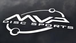 MVP Aufkleber - Orbit Logo