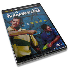 DVD - DISC GOLF FUNDAMENTALS
