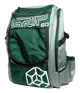 GripEQ A-Series LARGE TOUR BAG (Grün-Grau)