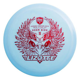 "Discmania Swirly S-Line FD3 - Simon Lizotte Signature Series ""DOOM BIRD 2"""