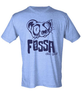 Fossa Disc Golf T-SHIRT