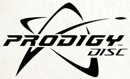Prodigy Aufkleber (15x9, geplottet)