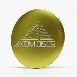 Axiom Metal Driver klein - Pyramid Logo