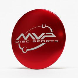 MVP Metal Driver klein - Orbit Logo
