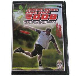 DVD - JAPAN OPEN 2008
