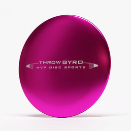 MVP Metal Driver klein - Throw Gyro Logo