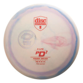 Discmania Swirly S-Line PD2 - Limited Edition