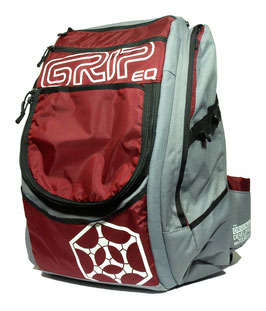 GripEQ A-Series LARGE TOUR BAG (Rot-Grau)