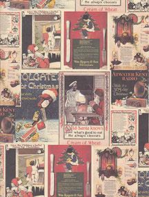 Weihnacht Nikolaus Werbung